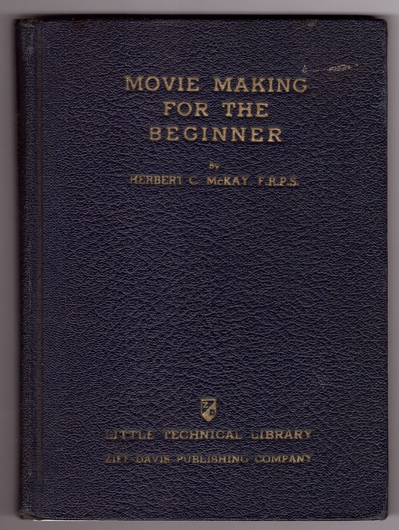Image for Movie Making for the Beginner