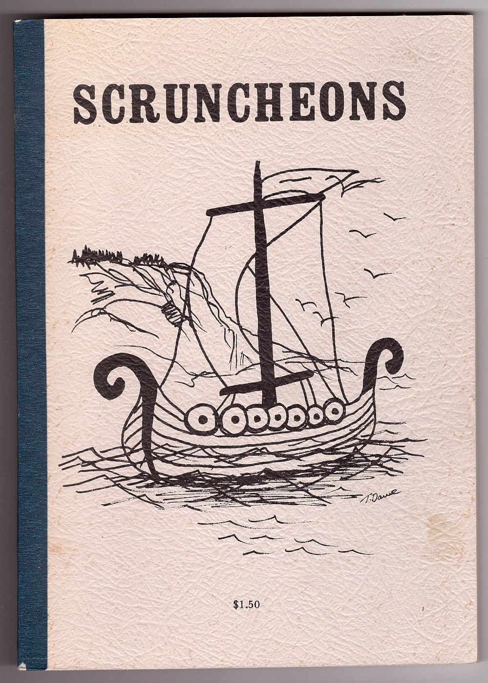 Image for Scruncheons A Review of Creative Writing Published in Newfoundland