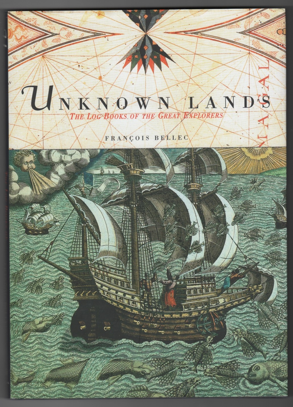 Image for Unknown Lands The Log Book of the Great Explorers