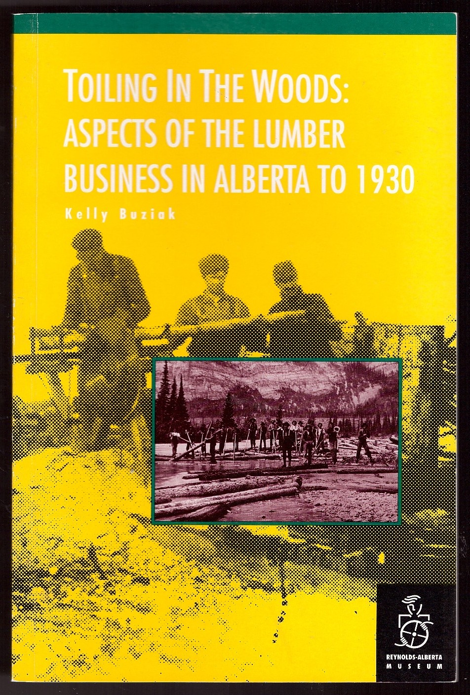 Image for Toiling in the Woods: Aspects of the Lumber Business in Alberta to 1930