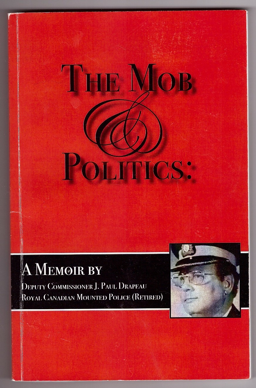 Image for The Mob Politics, a Memoir