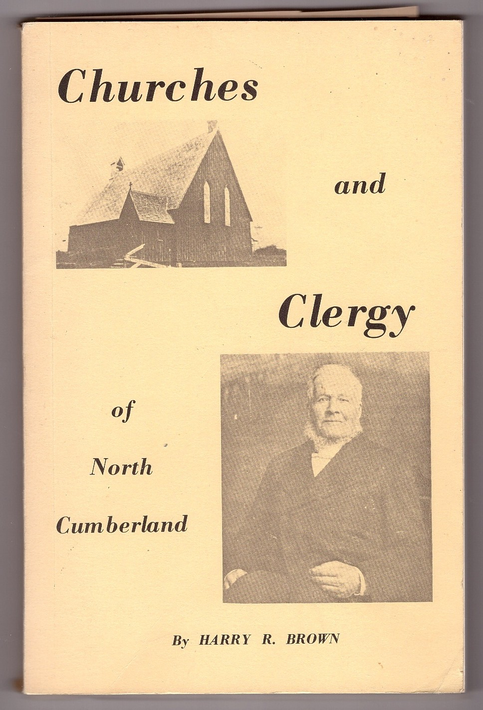 Image for Churches and Clergy of North Cumberland