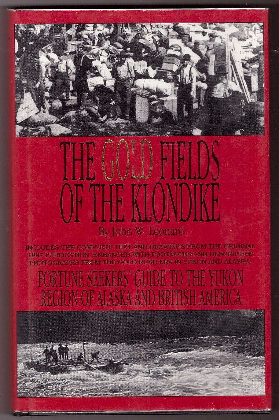 Image for The Gold Fields of the Klondike