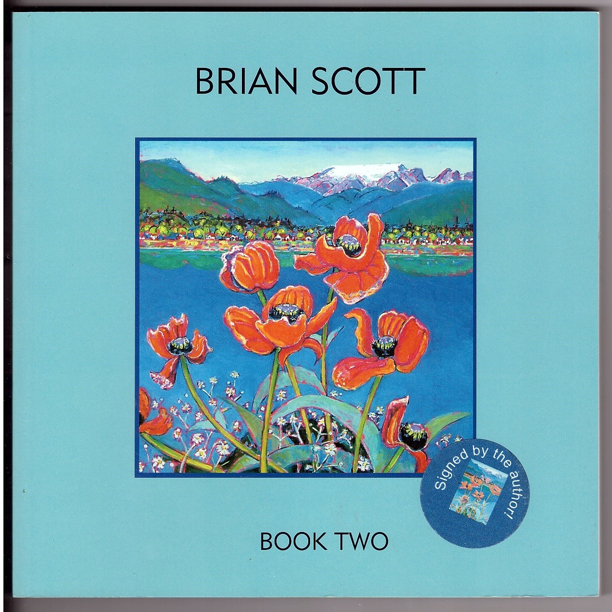 Image for Brian Scott  Paintings and Stories of Vancouver Island