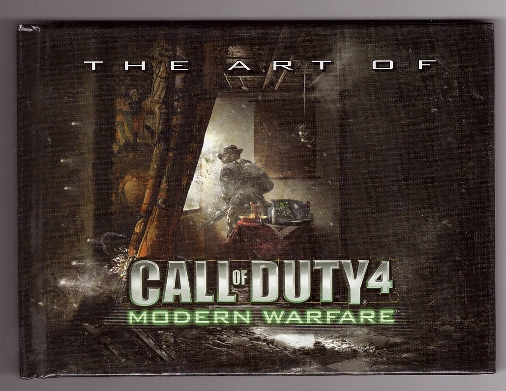 Image for The Art of Call of Duty 4 Modern Warfare Book