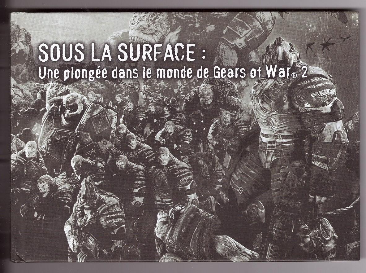 Image for Sous la Surface:  Une plongée dans le monde de Gears of War 2
