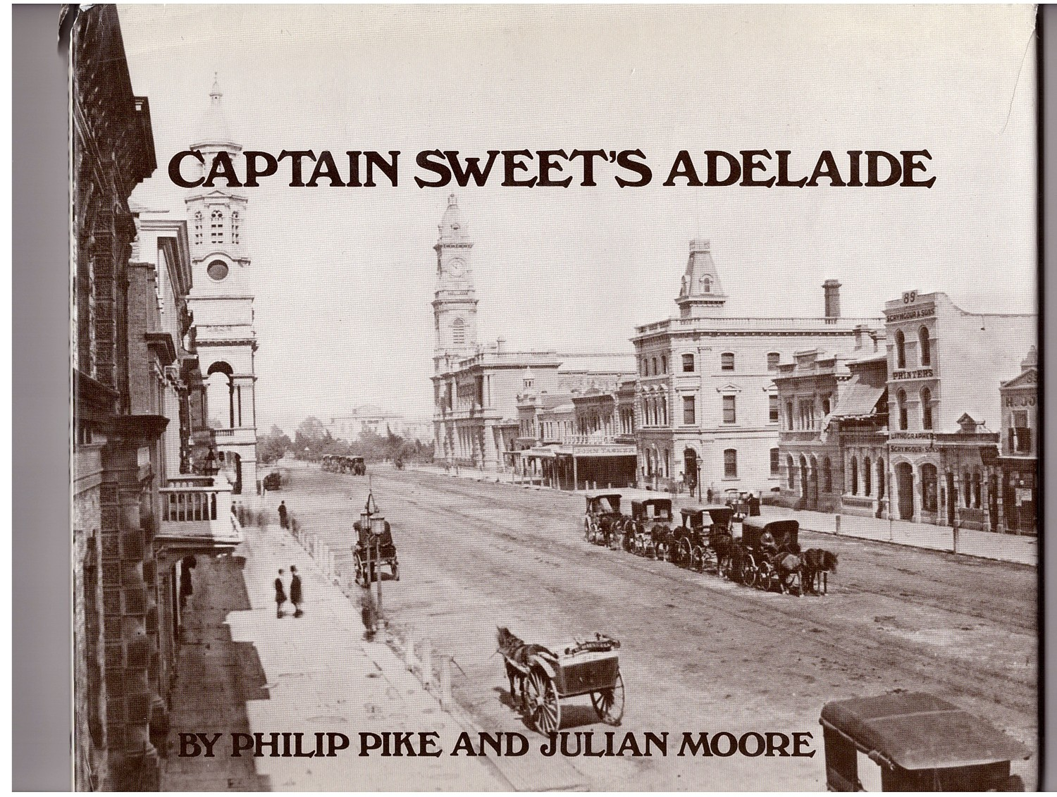 Image for Captain Sweet's Adelaide