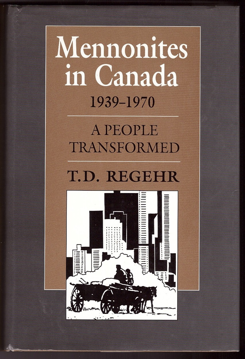 Image for Mennonites in Canada, 1939-1970  A People Transformed
