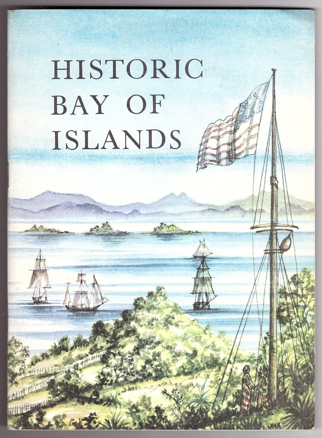 Image for Historic Bay Of Islands.