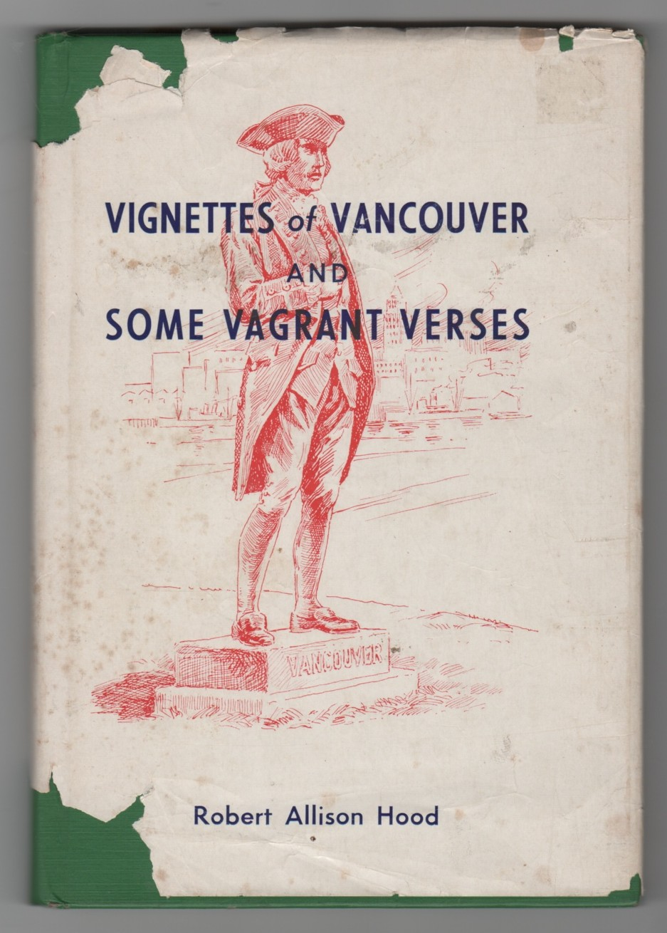 Image for Vignettes of Vancouver and Some Vagrant Verses