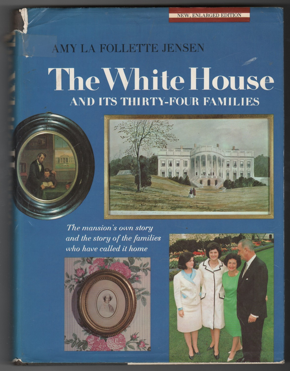 Image for The White House and its Thirty-four Families