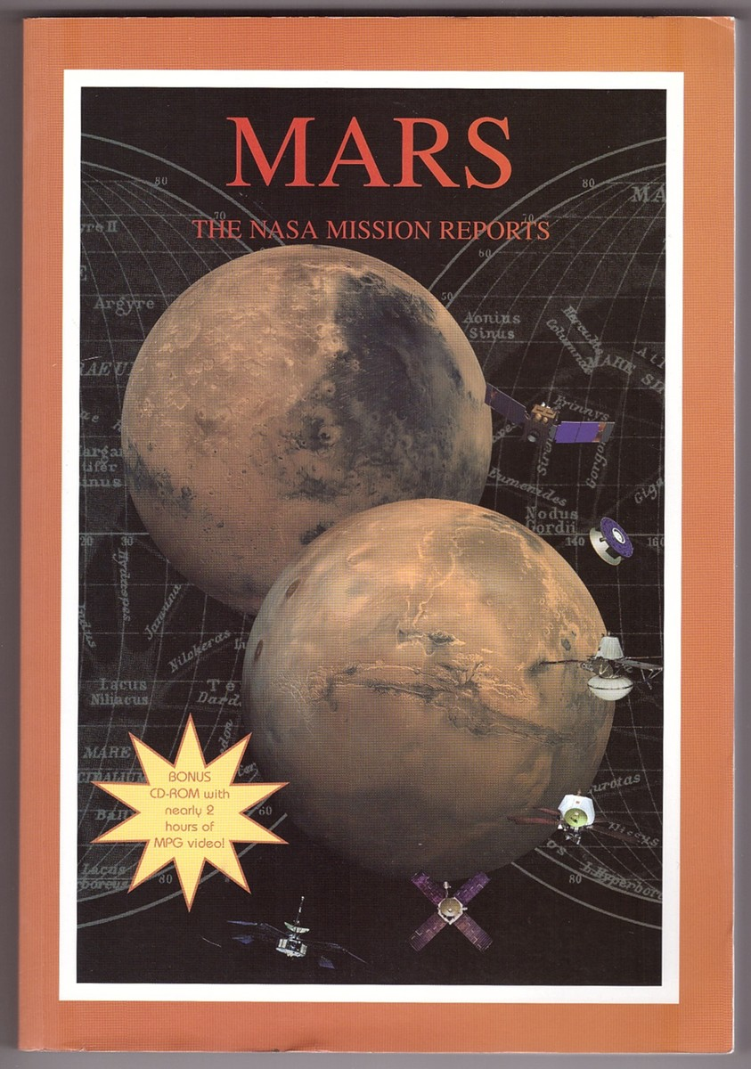 Image for Mars The Nasa Mission Reports
