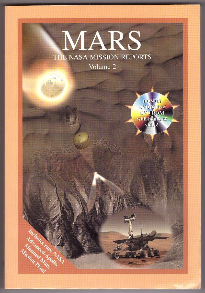 Image for Mars  The NASA Mission Reports Vol 2: Apogee Books Space Series 44