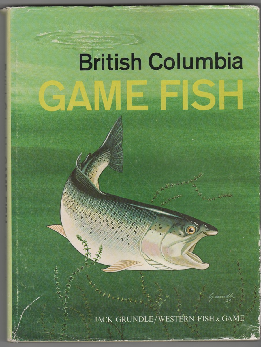 Image for British Columbia Game Fish