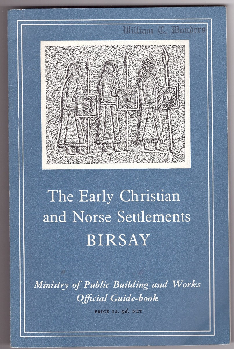 Image for The Early Christian and Norse Settlements at Birsay, Orkney