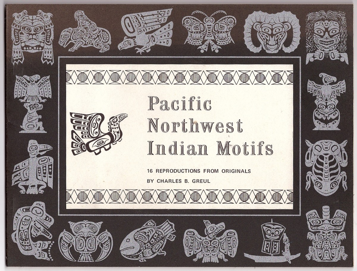 Image for Pacific Northwest Indian Motifs 14 Reproductions from Originals