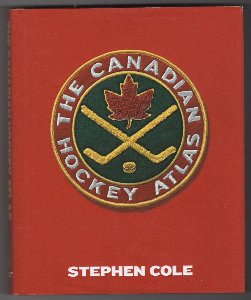 Image for The Canadian Hockey Atlas