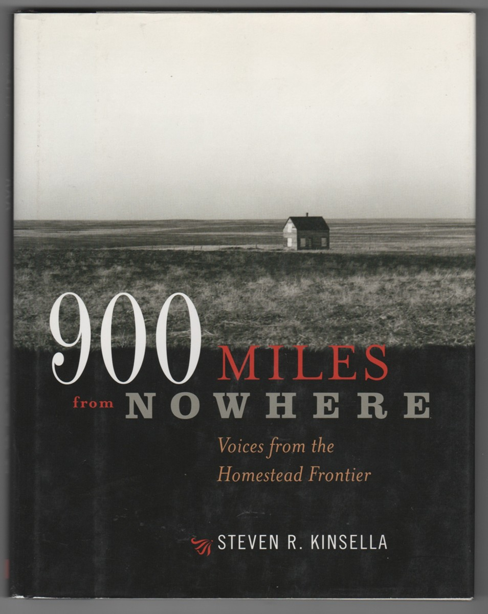 Image for 900 Miles from Nowhere  Voices from the Homestead Frontier