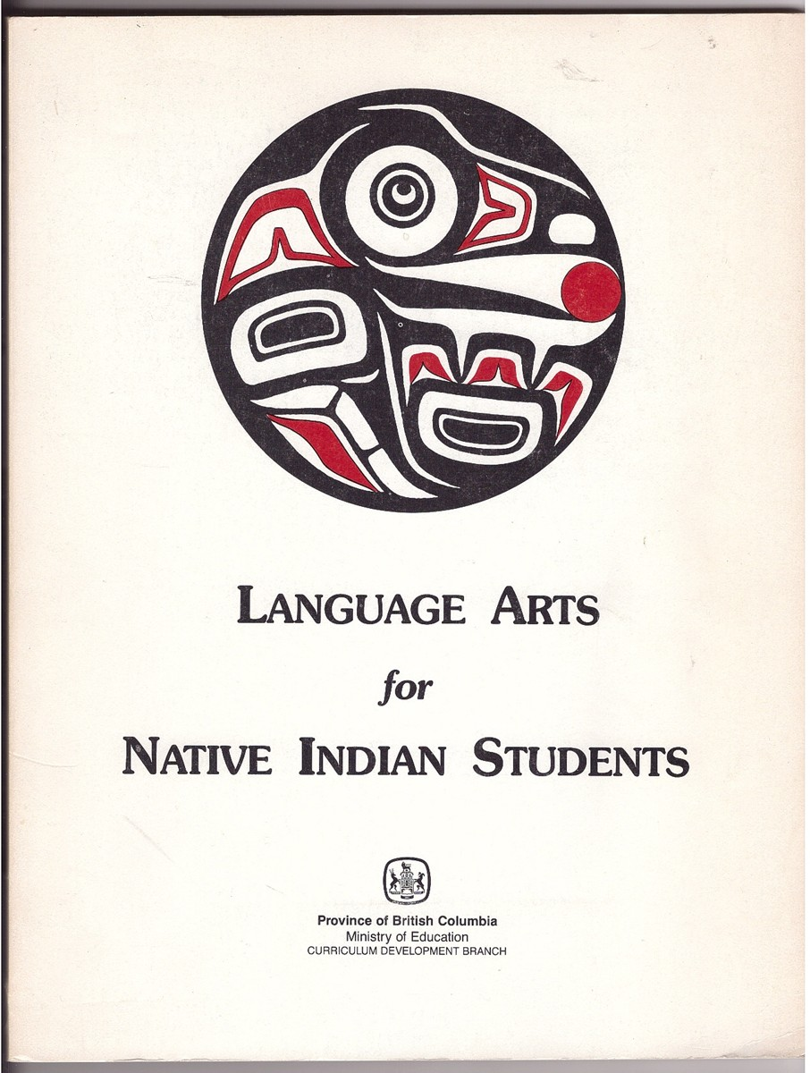 Image for Language Arts for Native Indian Studies
