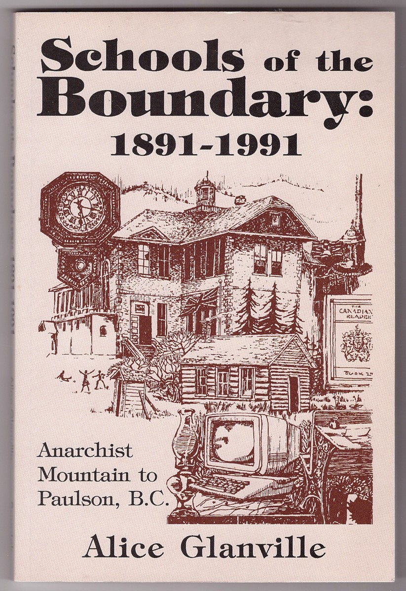 Image for Schools of the Boundary, 1891-1991