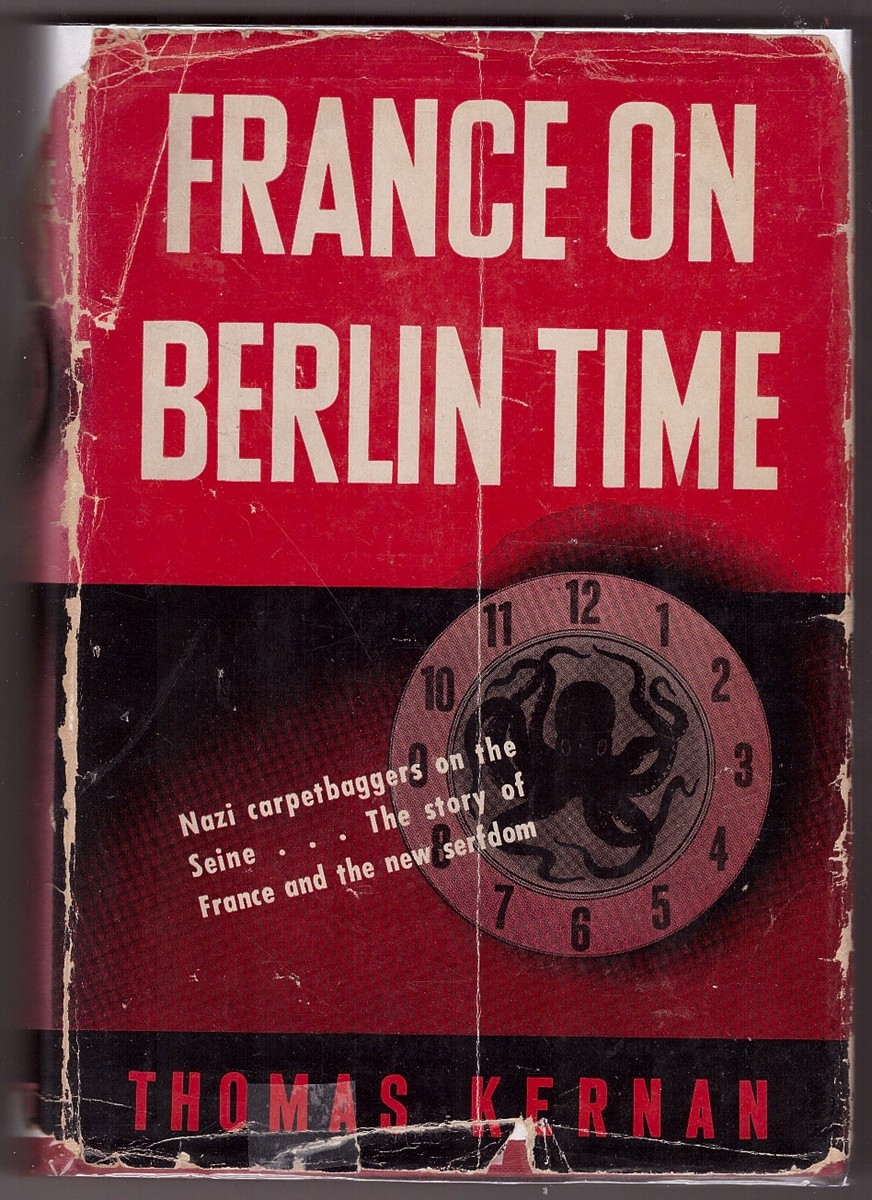 Image for France On Berlin Time