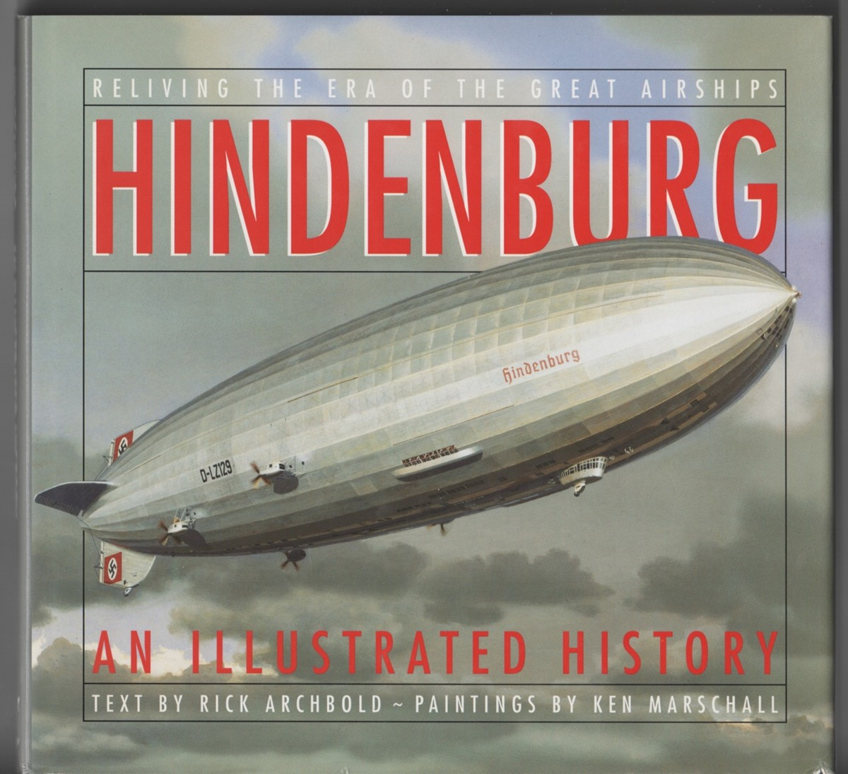 Image for Hindenburg An Illustrated History