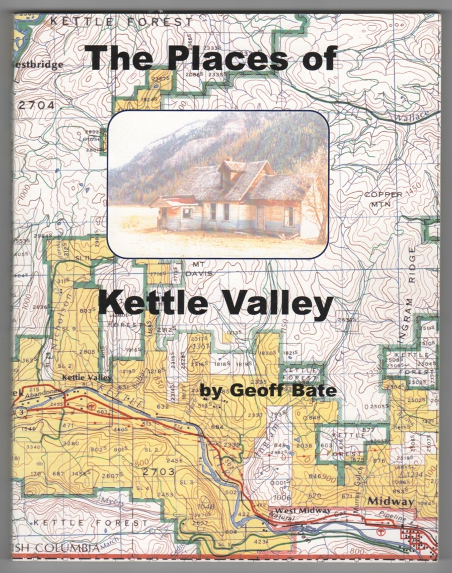 Image for The Places of Kettle Valley