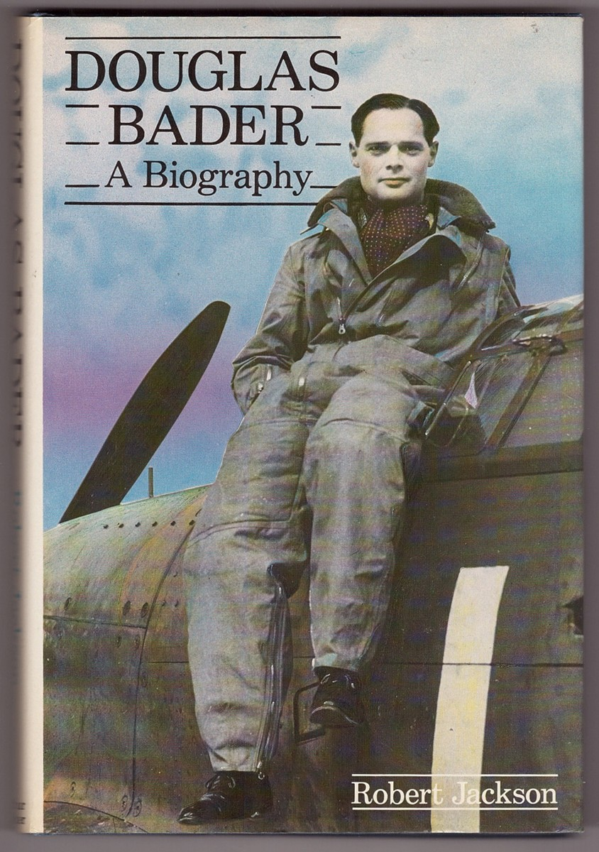 Image for Douglas Bader; a biography