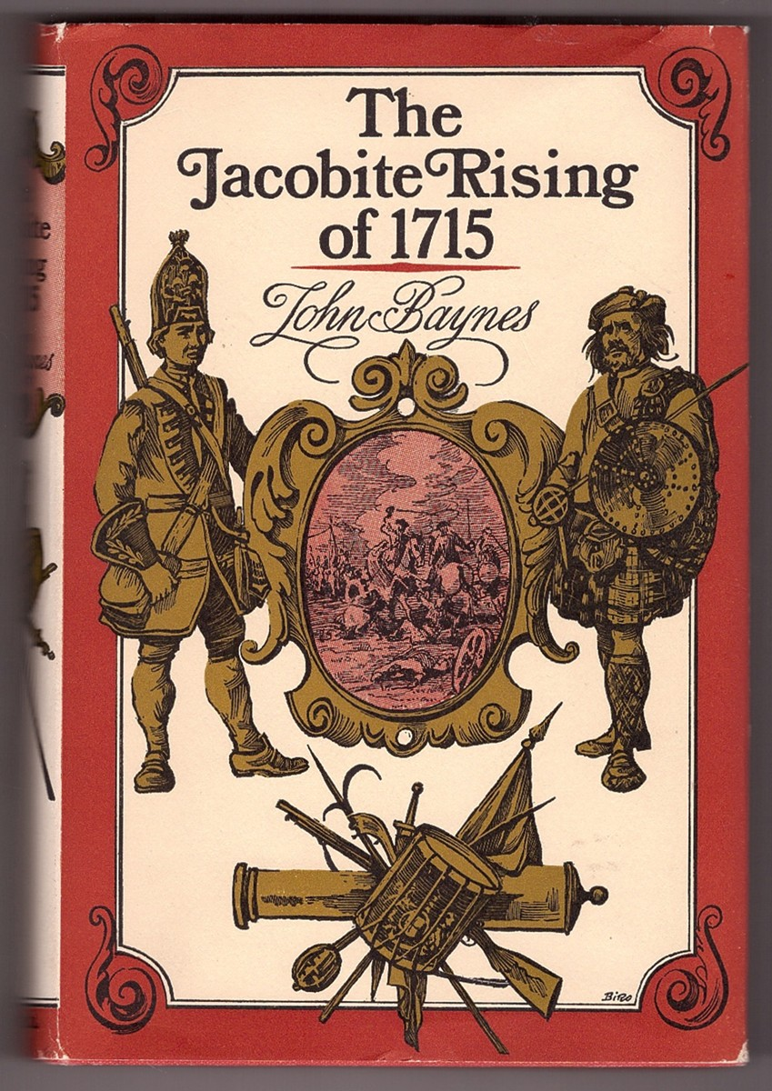 Image for Jacobite Rising of 1715