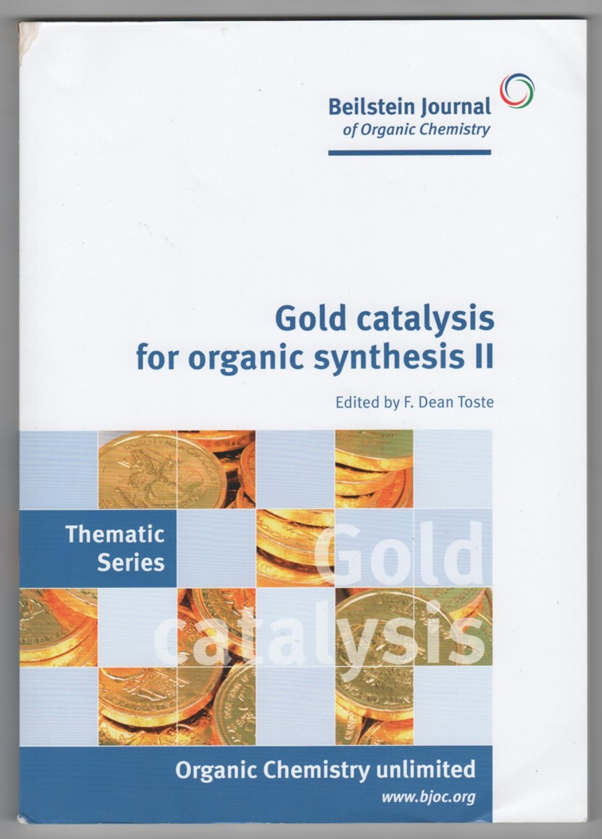 Image for Gold Catalysis for Organic Synthesis II