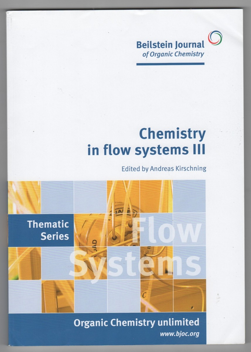Image for Chemistry in Flow Systems III