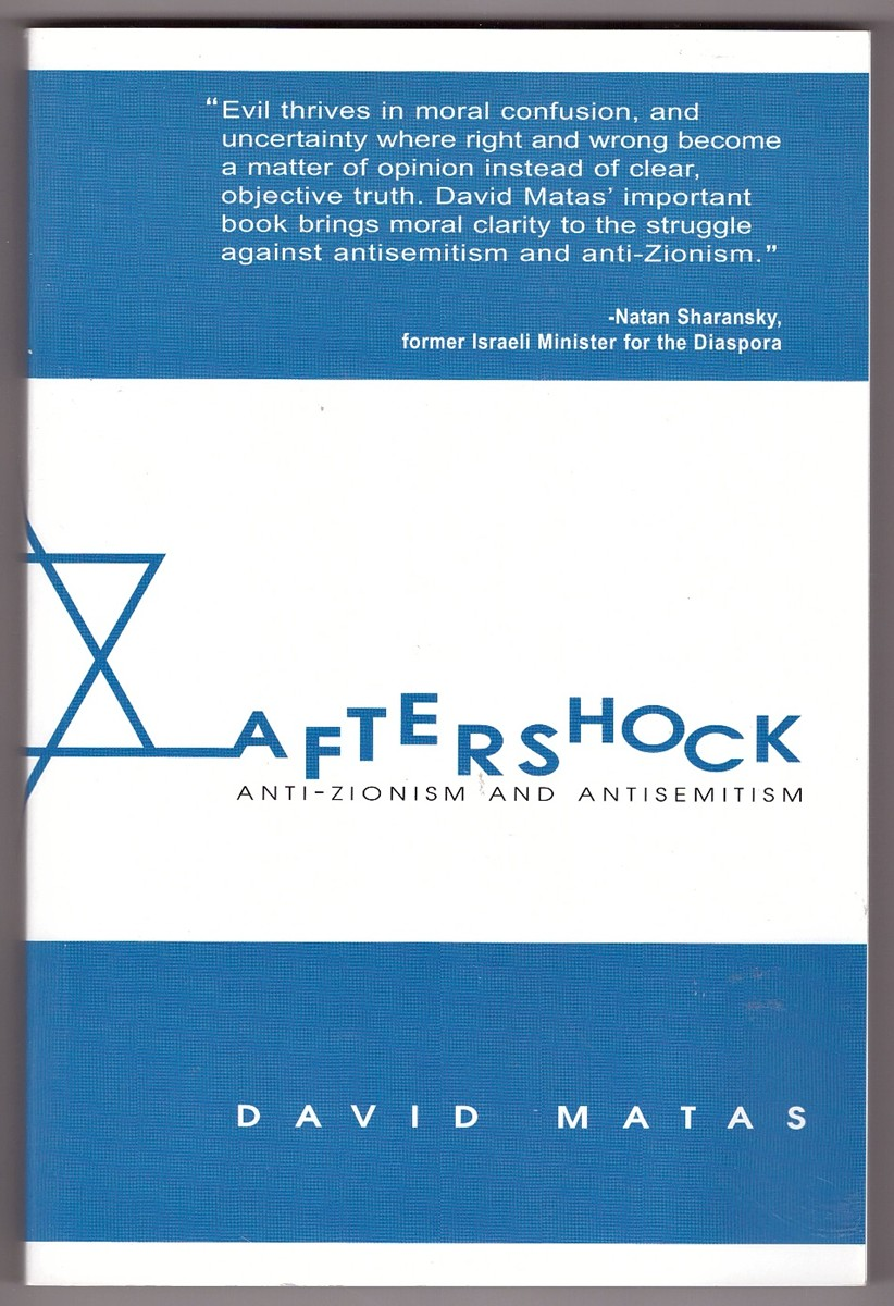 Image for Aftershock  Anti-Zionism & Anti-Semitism