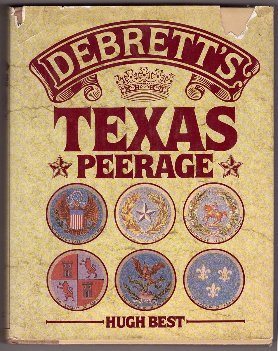 Image for Debrett's Texas Peerage