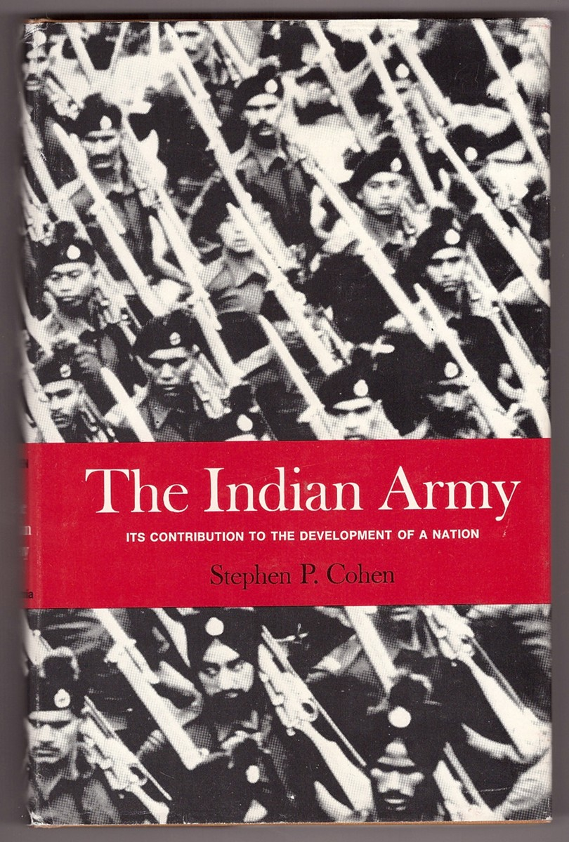 Image for The Indian Army Its Contribution to the Development of a Nation
