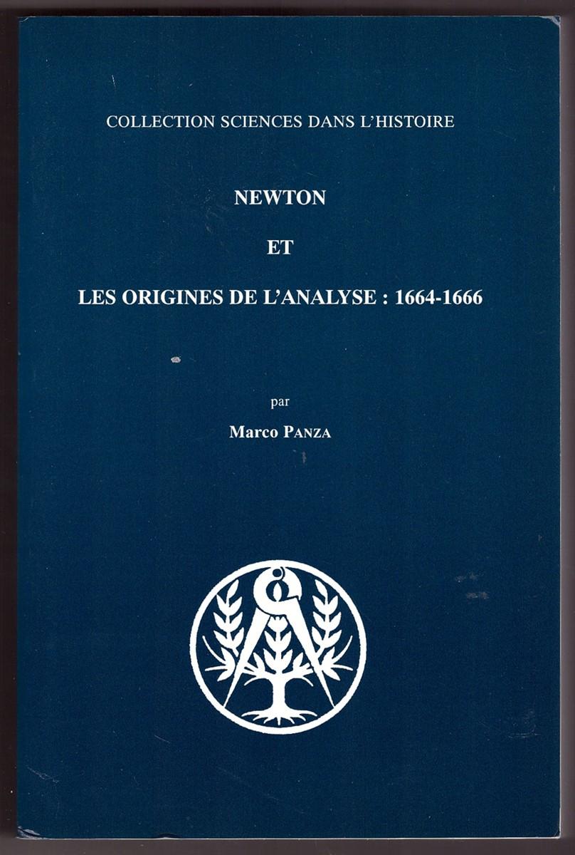 Image for Newton et Les Origines De L'Analyse: 1664-1666