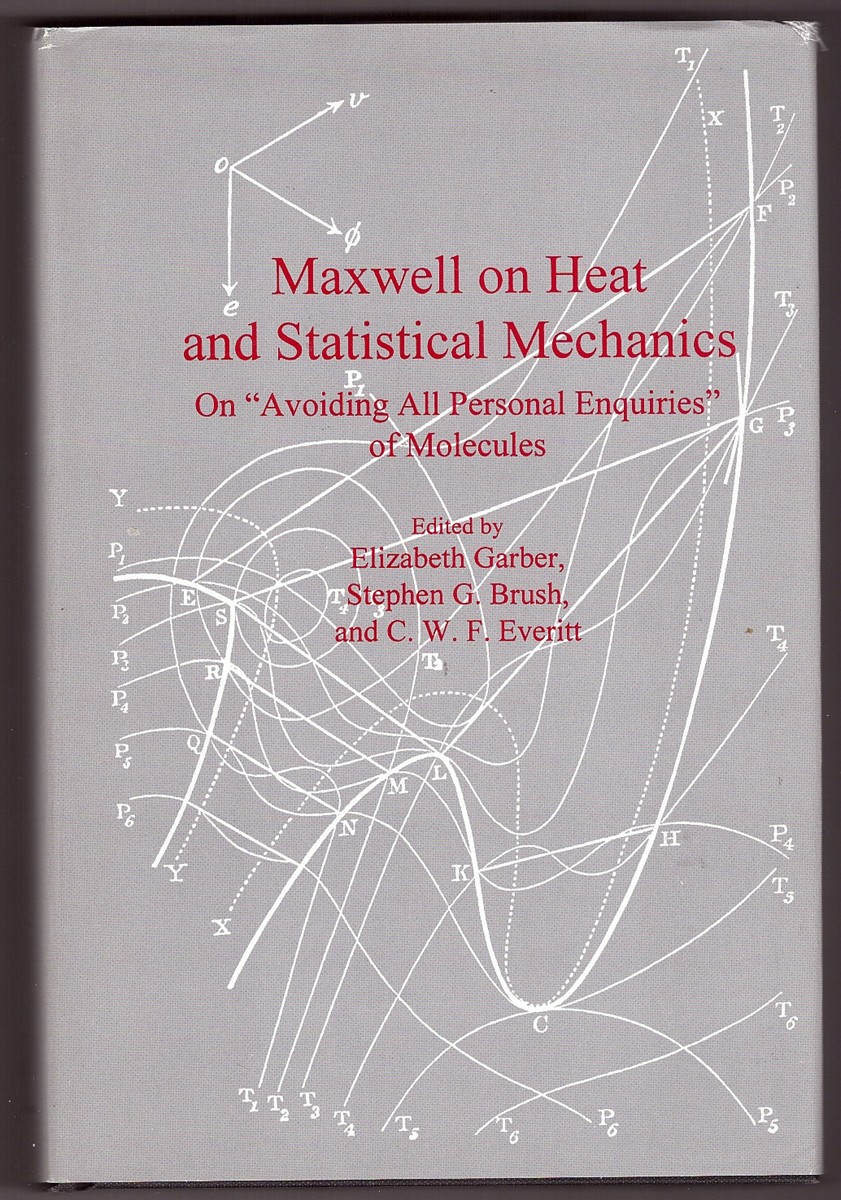 """Image for Maxwell on Heat and Statistical Mechanics  On """"Avoiding All Personal Enquiries"""" of Molecules"""