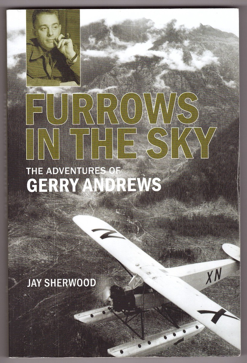 Image for Furrows in the Sky  The Adventures of Gerry Andrews
