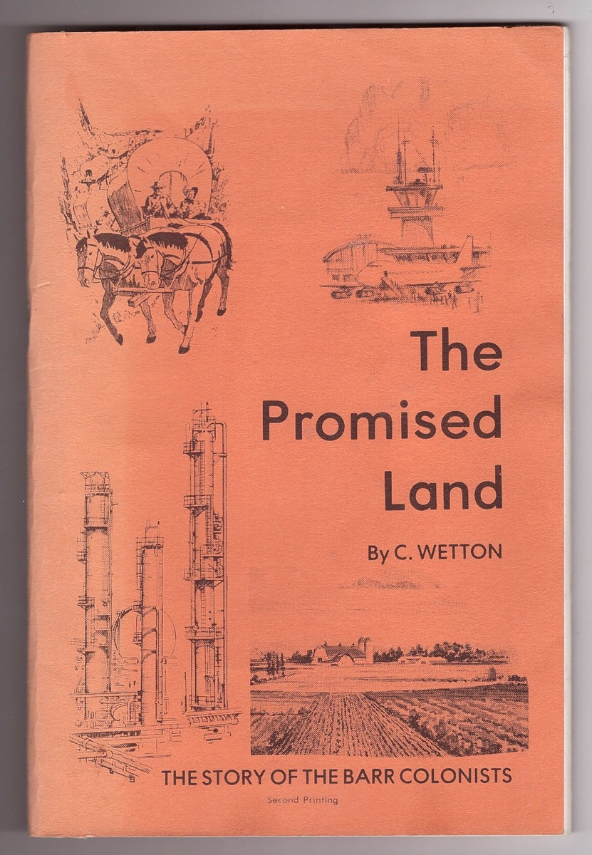 Image for The Promised Land the Story of the Barr Colonists