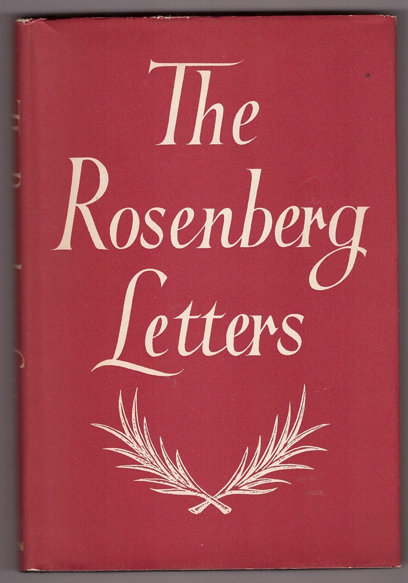 Image for The Rosenberg letters