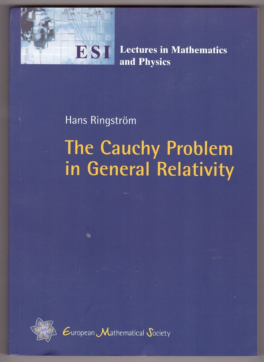 Image for The Cauchy Problem in General Relativity