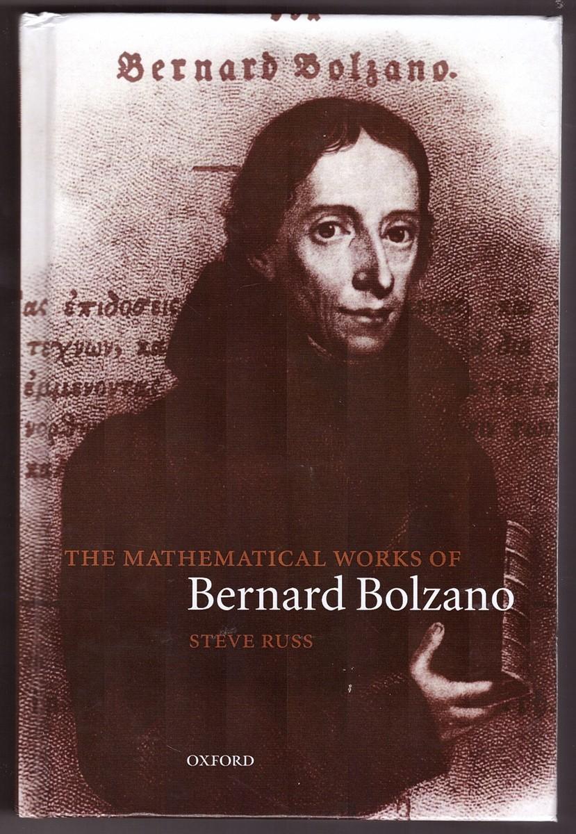 Image for The Mathematical Works of Bernard Bolzano