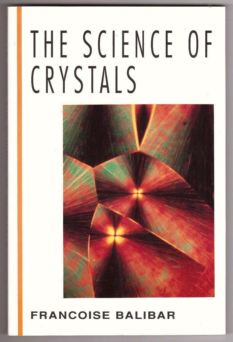 Image for The Science of Crystals