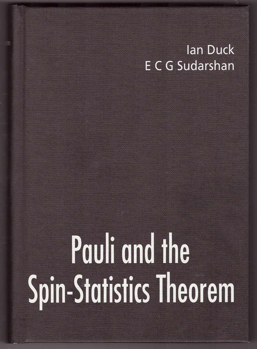 Image for Pauli and the Spin-Statistics Theorem