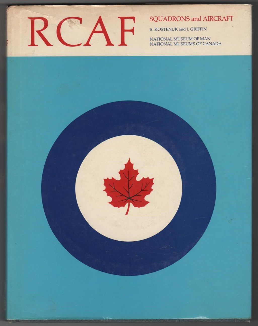 Image for RCAF Squadron Histories and Aircraft 1924-1968