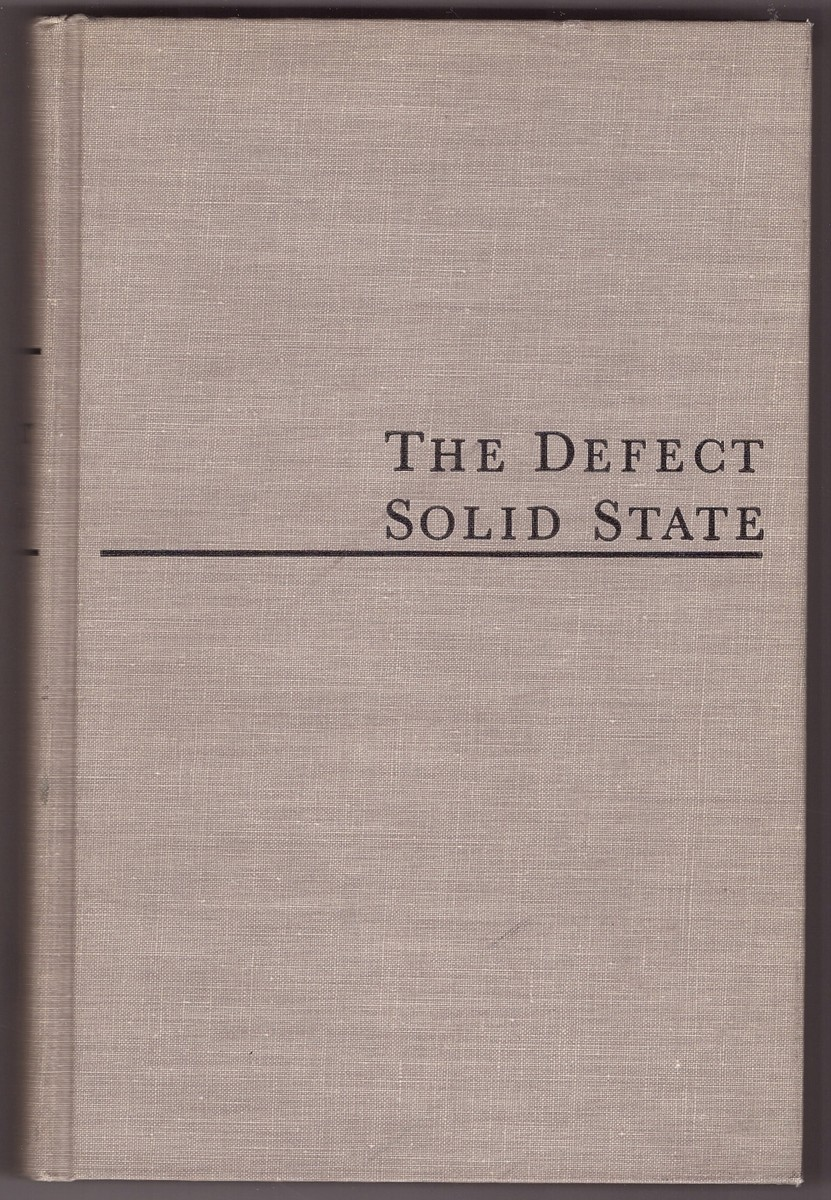 Image for The Defect Solid State
