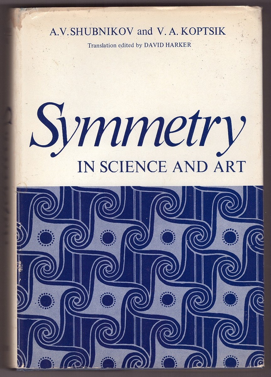 Image for Symmetry in Science and Art