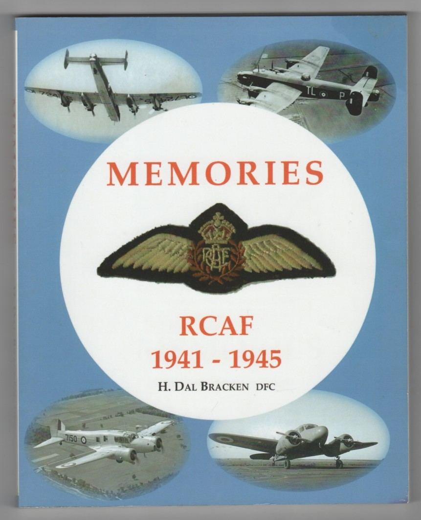 Image for Memories   RCAF, 1941-1945