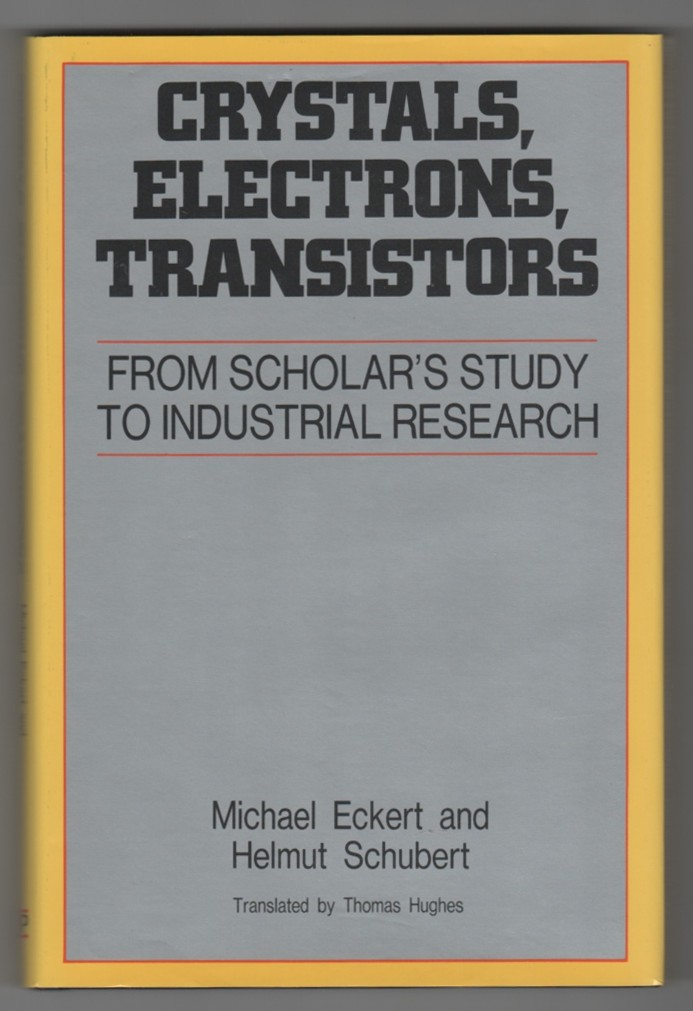 Image for Crystals, Electrons, Transistors