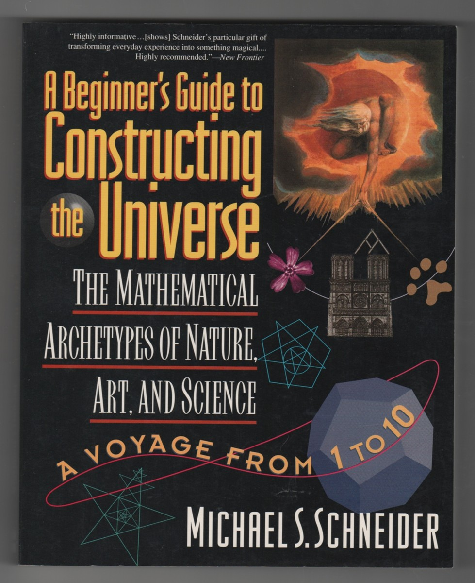 Image for A Beginner's Guide to Constructing the Universe  The Mathematical Archetypes of Nature, Art, and Science