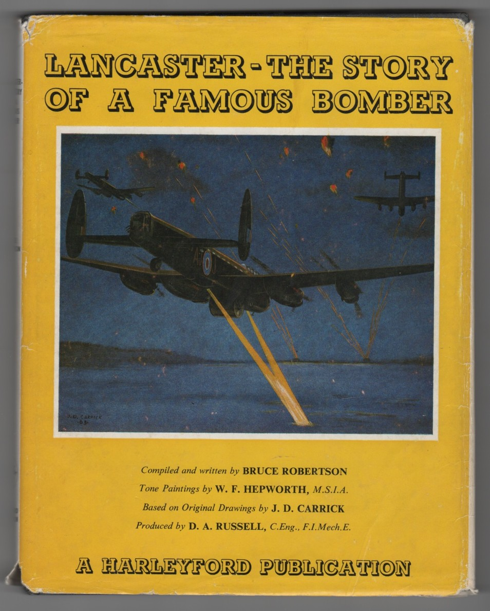 Image for Lancaster - The Story of a Famous Bomber